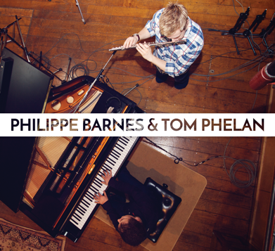 Philippe and Tom Cover