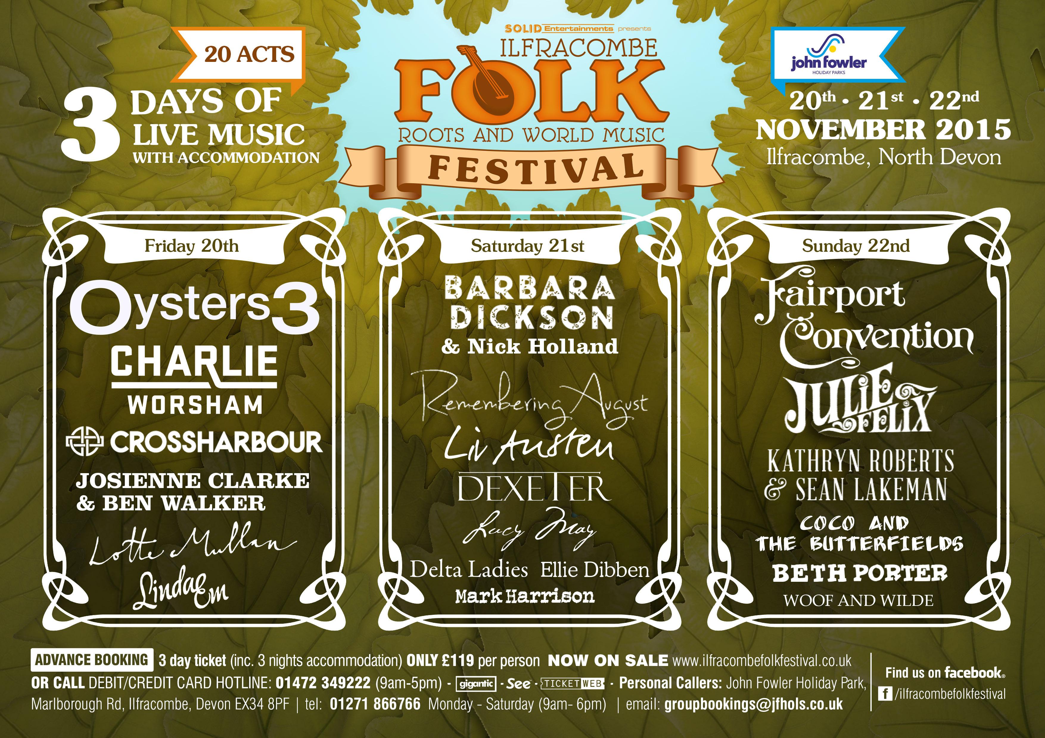 Ilfracombe Fest